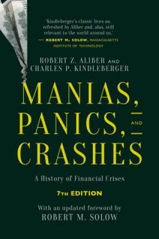 Manias, Panics, and Crashes