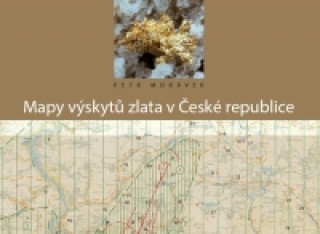 Mapy výskytů zlata v ČR