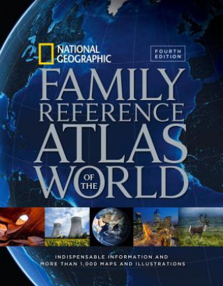 National Geographic Family Reference Atlas of the World, Fou