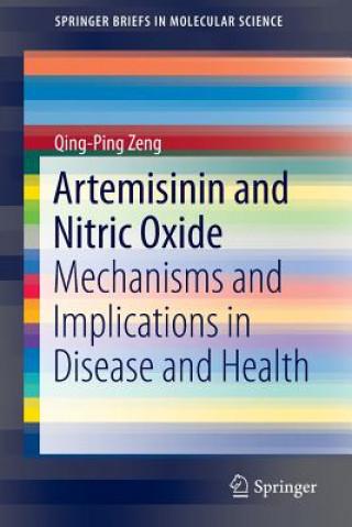 Artemisinin and Nitric Oxide