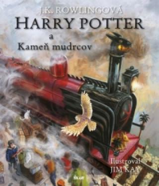 Harry Potter - A Kameň mudrcov - Ilustrovaná edícia