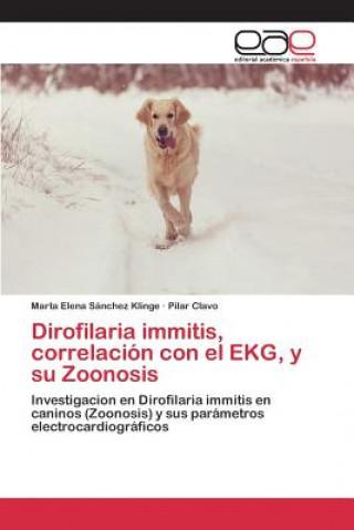 Carte Dirofilaria Immitis, Correlacion Con El EKG, y Su Zoonosis Sanchez Klinge Marta Elena