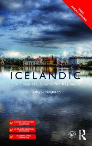 Carte Colloquial Icelandic Daisy Neijmann