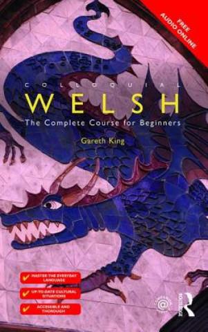 Carte Colloquial Welsh Gareth King