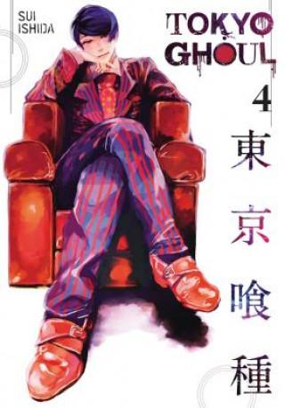 Carte Tokyo Ghoul, Vol. 4 Sui Ishida