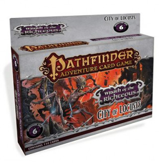 Pathfinder Adventure Card Game: Wrath of the Righteous Adventure