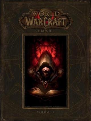 Carte World Of Warcraft: Chronicle Volume 1 Blizzard Entertainment