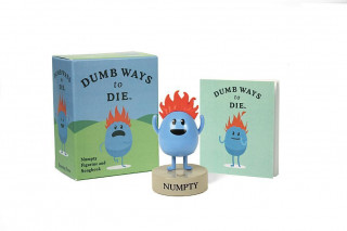 Carte Dumb Ways to Die: Numpty Figurine and Songbook Running Press