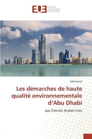 Carte Les demarches de haute qualite environnementale d'Abu Dhabi Ismail Adel