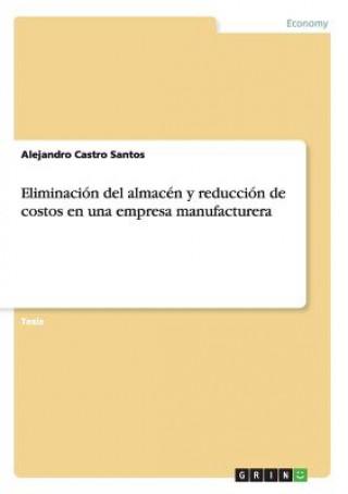 Carte Eliminacion del almacen y reduccion de costos en una empresa manufacturera Alejandro Castro Santos