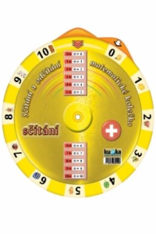 Matematické kolečko Sčítání a odčítání