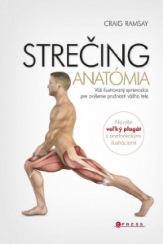 STREČING Anatómia