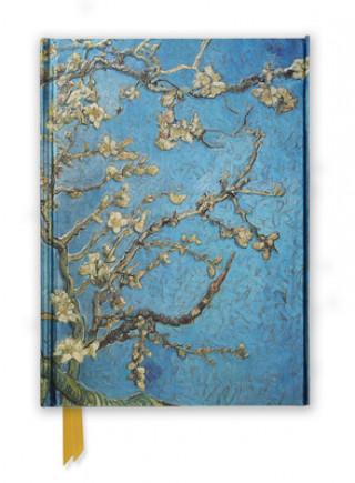 Van Gogh: Almond Blossom (Foiled Journal)