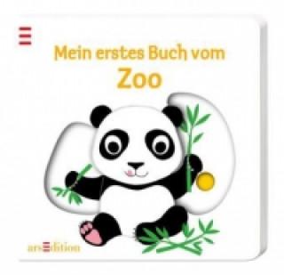Könyv Mein erstes Buch vom Zoo Nathalie Choux