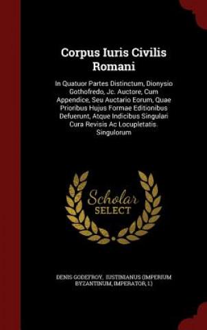 Corpus Iuris Civilis Romani