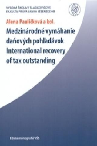 Medzinárodné vymáhanie daňových pohľadávok