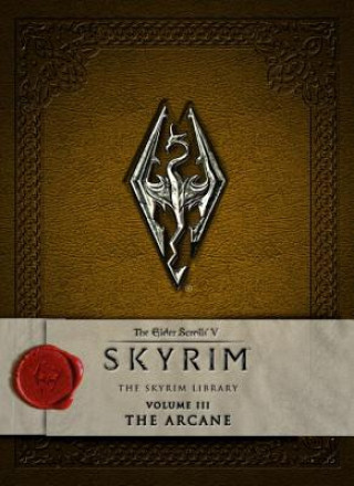 The Elder Scrolls V: Skyrim - The Skyrim Library, Vol. III: The Arcane