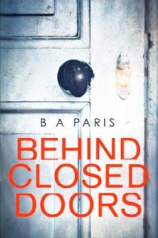 Carte Behind Closed Doors Paris B. A.