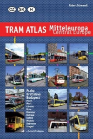 Tram Atlas Mitteleuropa / Central Europe