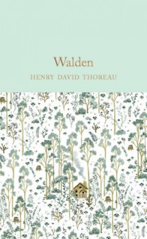 Carte Walden Henry David Thoreau