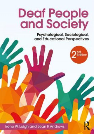 Carte Deaf People and Society Irene W. Leigh