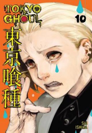 Tokyo Ghoul Volume 10