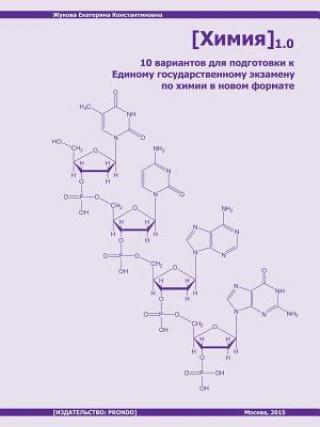 Kniha Химия 1.0 Ekaterina Zhukova