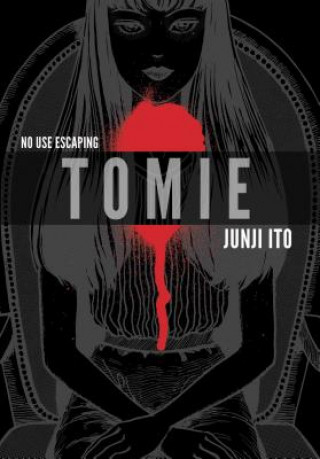 Carte Tomie: Complete Deluxe Edition Junji Ito