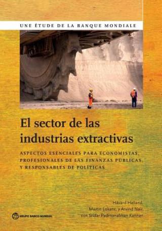 Carte El Sector de las Industrias Extractivas Havard Halland