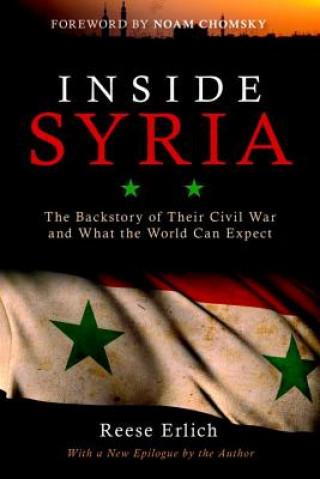 Carte Inside Syria Reese Erlich