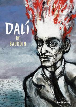 Carte Dali Edmond Baudoin