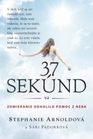 Kniha 37 sekúnd Stephanie Arnold