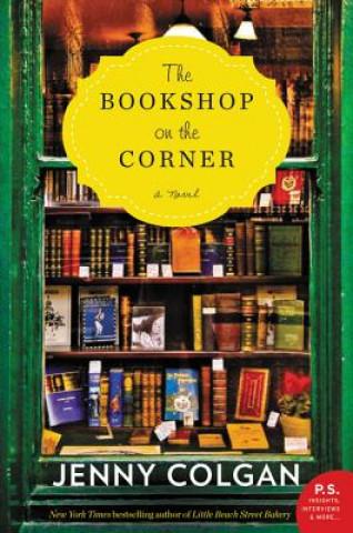 Carte Bookshop on the Corner Jenny Colgan