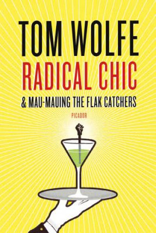Carte RADICAL CHIC AND MAU-MAUING THE FLAK CAS Tom Wolfe