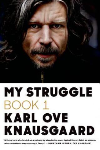Carte MY STRUGGLE Karl Ove Knausgaard