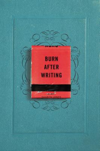 Carte Burn After Writing Sharon Jones