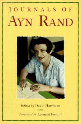 Carte Journals of Ayn Rand Ayn Rand