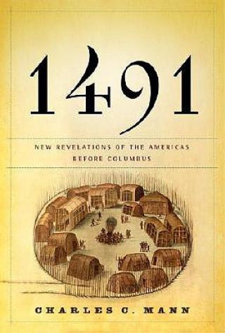 Carte 1491 Charles C. Mann