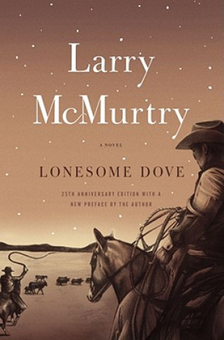 Carte Lonesome Dove Larry McMurtry