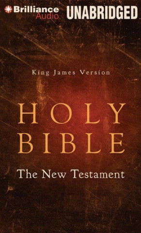 king james version of the holy bible