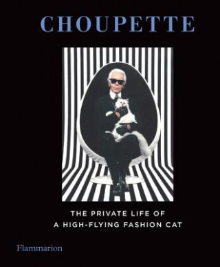 Carte Choupette Karl Lagerfeld