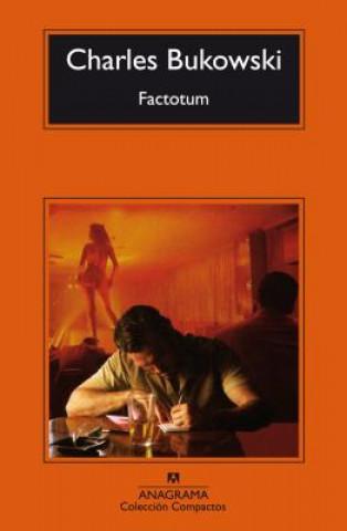 Carte Factotum Charles Bukowski
