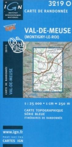 Val de Meuse 1 : 25 000