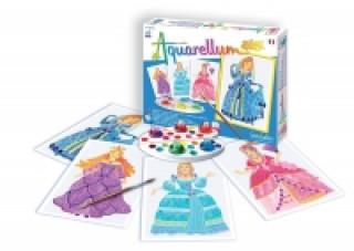 Aquarellum Junior: Prinzessinnen