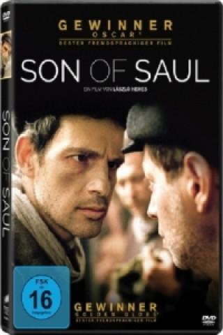 Video Son of Saul, 1 DVD + Digital UV (Ungarisches OmU) Matthieu Taponier