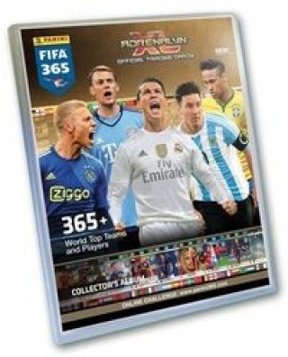Adrenalyn XL FIFA 365 Album do kolekcjonowania