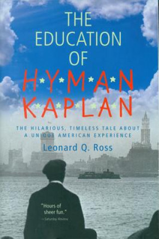 Carte Education of Hyman Kaplan Leo Rosten