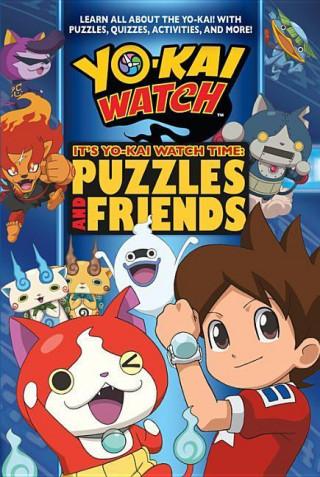 Yo-Kai Watch: It's Yo-Kai Watch Time: Puzzle and Friends