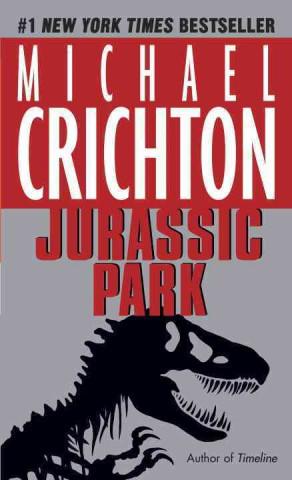 Carte Jurassic Park Michael Crichton
