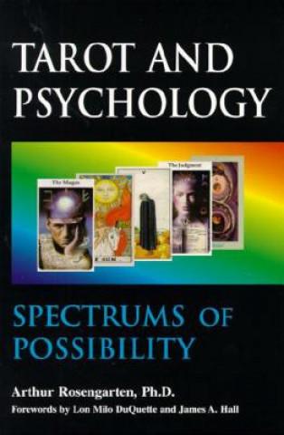 Carte Tarot and Psychology Arthur Rosengarten